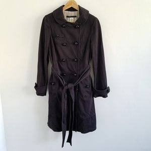 Marc Jacobs Double Breasted Trench Coat Size Small